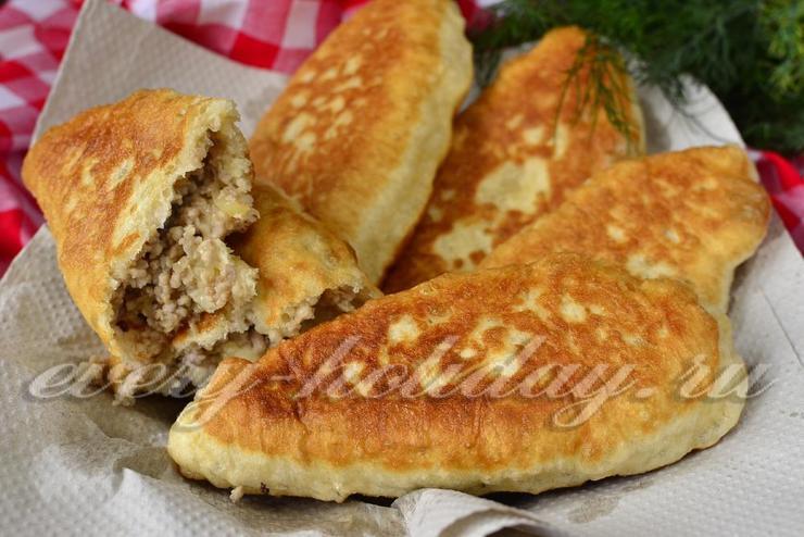 Жареные дрожжевые пирожки с картошкой рекомендации