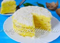 Торт для детского дня рождения своими руками