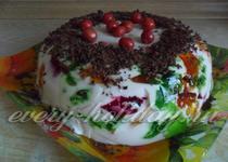 Торт графские развалины рецепт в домашних