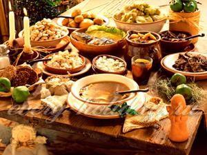 Рождественский стол: традиционные блюда на Святой вечер