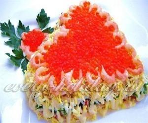 вкусные закуски и салаты к праздничному столу рецепты с фото