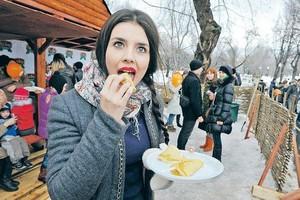 Где поесть блины в Москве на Масленицу 2018