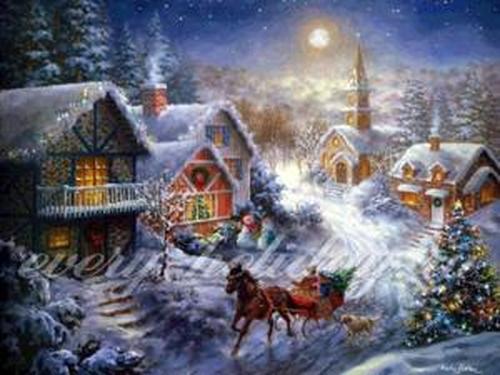 Рождество: история светлого праздника