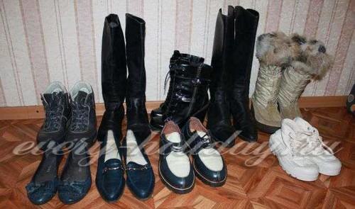 Гадание по обуви