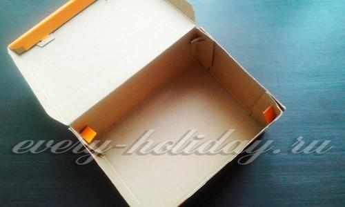 коробка для поделки