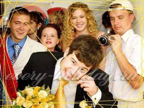 Прикольный молодежный сценарий выкупа невесты 2017