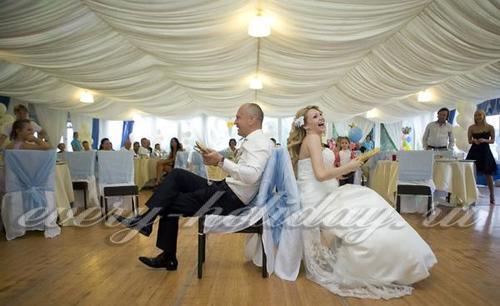 конкурсы в сценарии свадьбы без тамады для небольшой компании