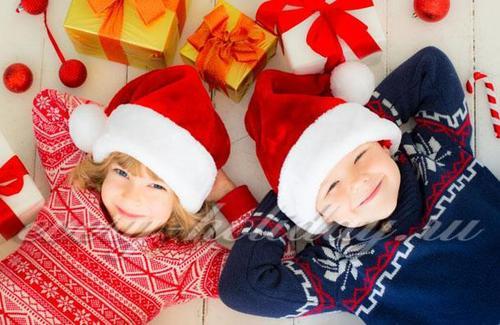 Новогодние стихи для детей 4-5 лет в детском саду