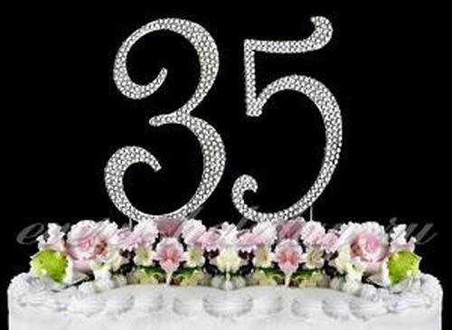 Сценарий юбилея 35 лет женщине: прикольный сценарий, готовый