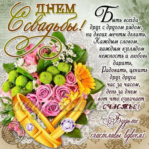 Поздравления с свадьбой на украинском языке