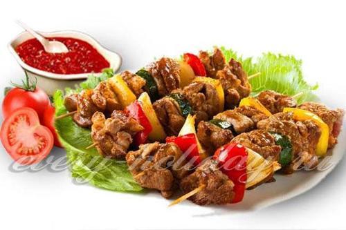 Шашлык из баранины: маринад самый вкусный