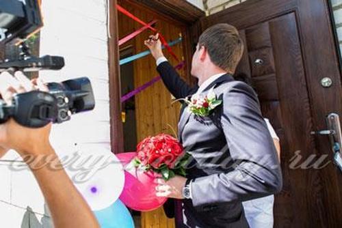 Выкуп невесты: сценарий смешной, современный 2017
