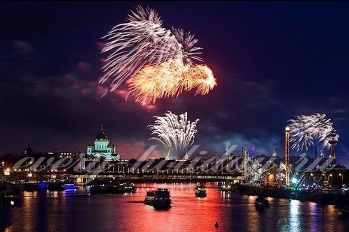 Когда День города в Москве 2017 будет