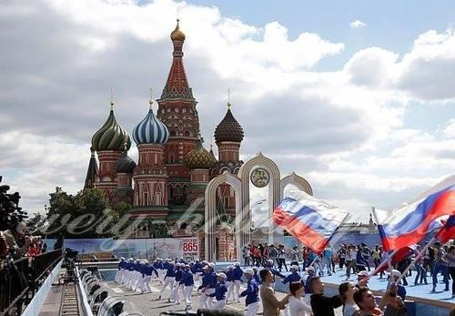 Когда День города в Москве 2017 9 сентября
