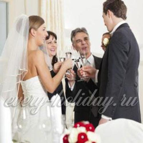 Поздравления отца на свадьбе дочери своими словами