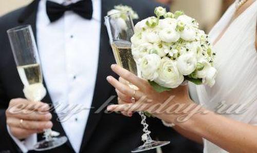 Поздравления отца на свадьбе дочери