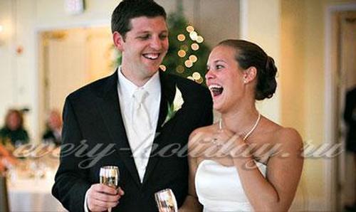 Слова благодарности родителям на свадьбе от жениха и