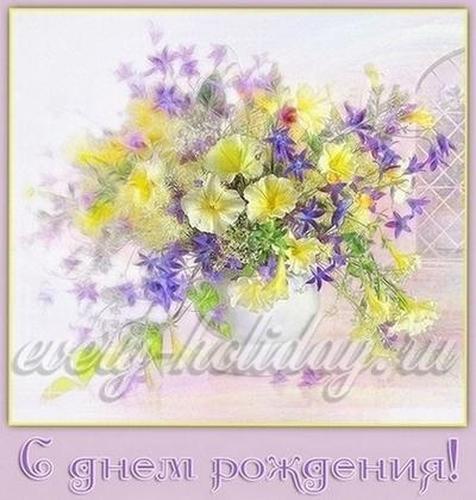 Поздравления подруге с днем рождения в стихах красивые