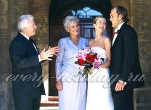 Поздравления от родителей на свадьбе сына в прозе очень красиво