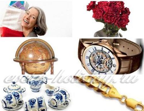 Что подарить женщине на 60 лет недорого, но со вкусом