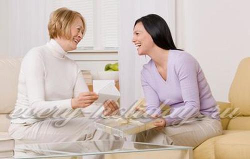 Что подарить женщине на 55 лет недорого но со вкусом