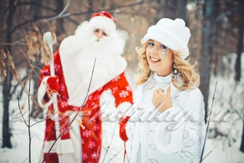 Костюм деда мороза своими руками: фото, быстро и красиво