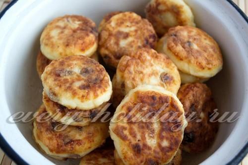 Сырники из творога: топ-10 рецептов с фото пошагово