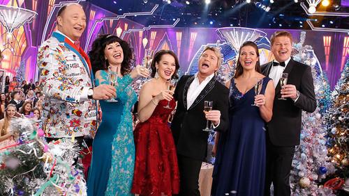 Что покажут на Новый год 2018 по телевизору