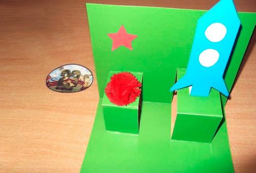 Подарки папам на 23 февраля в детском саду своими руками: фото пошагово