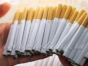 Повышение цен на сигареты в 2016 году