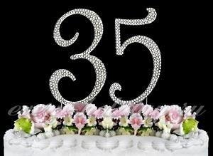 35 лет юбилей женщины: