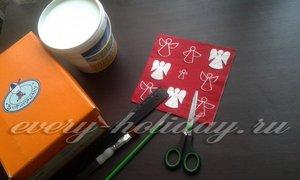 материалы для изготовления коробки для подарка