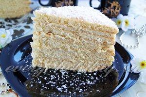 рецепт торта Рафаэлло