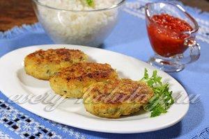 рецепт рыбных котлет из хека