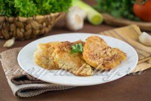 Рыба в кляре: пошаговый рецепт с фото