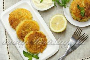 рецепт лимонных сырников с изюмом