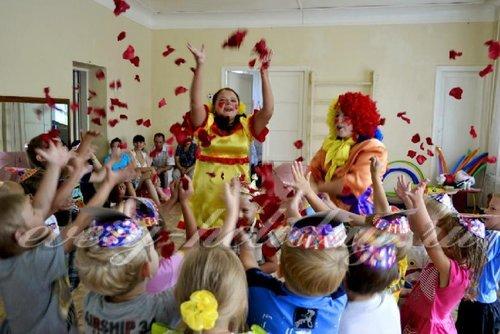 Необычный и веселый сценарий выпускного в детском саду