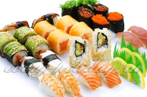 Виды роллов и суши: какие бывают, их фото и состав