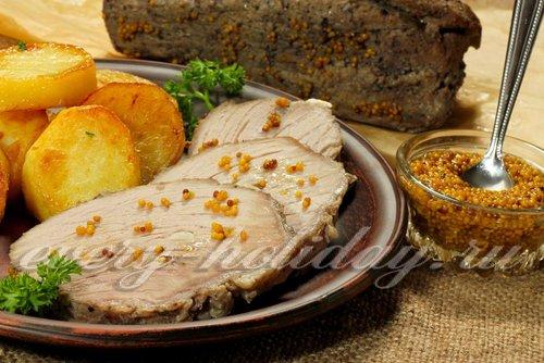 Как сделать мясной рулет в домашних условиях из свинины
