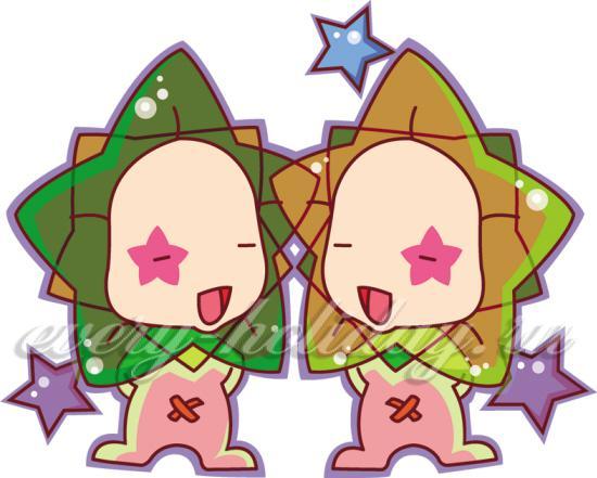 дети рожденные в год петуха под знаком близнецы