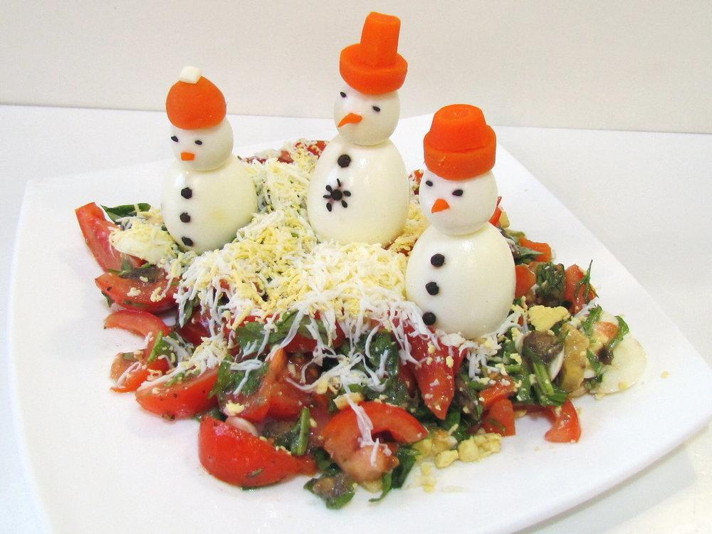того как салат на новый год с картинками поискать