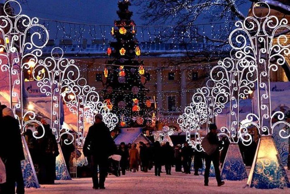 Погода на Новый год в Москве 2019 - 2019. Прогноз рекомендации