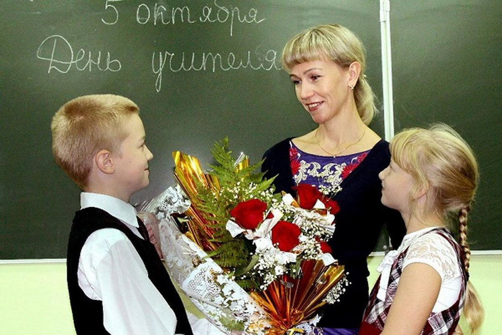 Чудесных, фото день педагога
