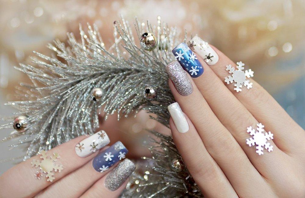 дизайн ногтей для нового года фото называют древнейшим материалом