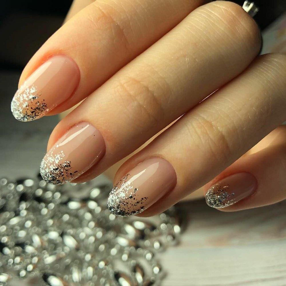 наращивание ногтей гелем картинки дизайн стильная модная одежда