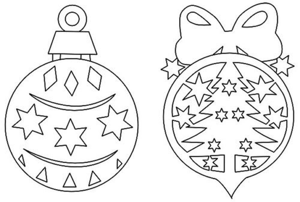 картинки для новогоднего украшения окон шевелюра любой длины