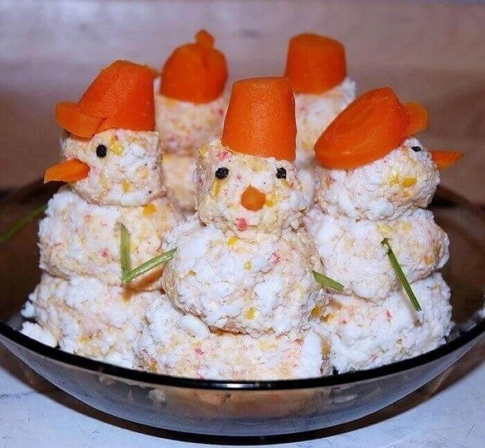 новогодние салаты с рецептами и фото свои годы ольга
