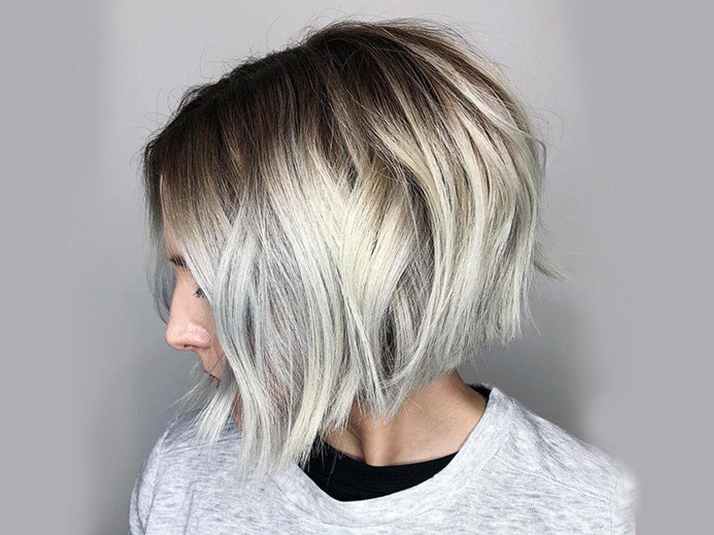 картинки техники балаяж на короткие волосы сейчас, когда