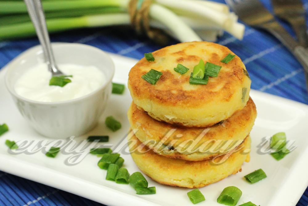 рецепт сырников с творога и сыра