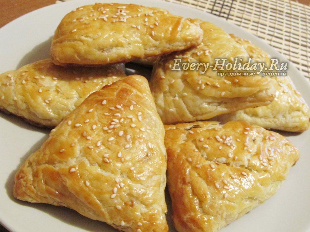 рецепт и фото самсы с курицей и картошкой